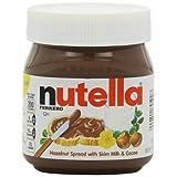 Nutella Hazelnut Spread, 13 Ounce Plastic Jar