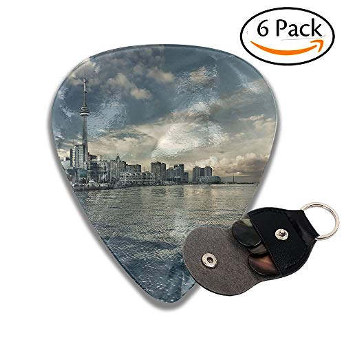 Colby Keats Guitar Picks Plectrums CN Tower Classic