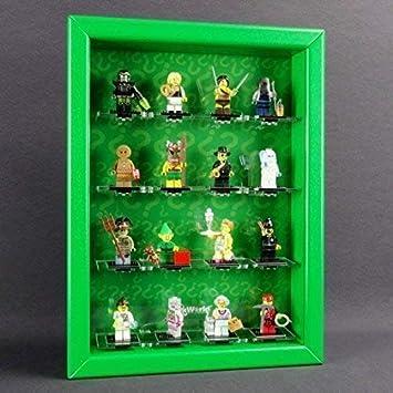 Caja para Figuras Vitrina de Colección para Lego Serie 71002 Minifiguras Serie 11: Amazon.es: Juguetes y juegos