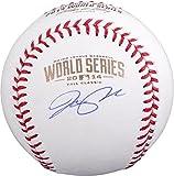 Joe Panik San Francisco Giants Autographed 2014 World Series Baseball - Fanatics Authentic Certified