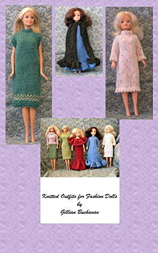 Knitted Outfits for Fashion Dolls