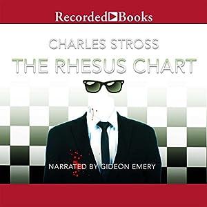The Rhesus Chart Audiobook