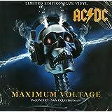 Maximum Voltage in Concert San Francisco 1977 (Vinile Blu Limited Edt.) [Vinyl LP]