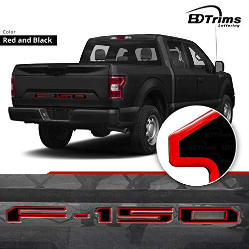 red and black f150 emblem - 6