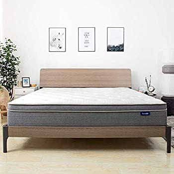 Amazon Com Sweetnight 10 Inch King Mattress In A Box