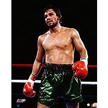 "Roberto Duran Boxing Posed Photo (Size: 8"" x 10"")"