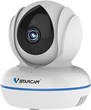 Opinión sobre Vstarcam 4MP Cámara IP WiFi,Cámara de Vigilancia con Visión Nocturna,Detección de Movimiento,2.4g / 5gHz WiFi, H.265 Compatible con iOS/Android (C22Q)