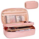 Relavel Makeup Bag Small Travel Cosmetic Bag for