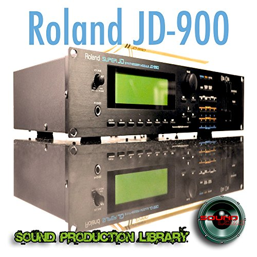 ROLAND JD-990 – THE very Best of – Original Sound Library in WAVEs format on CD