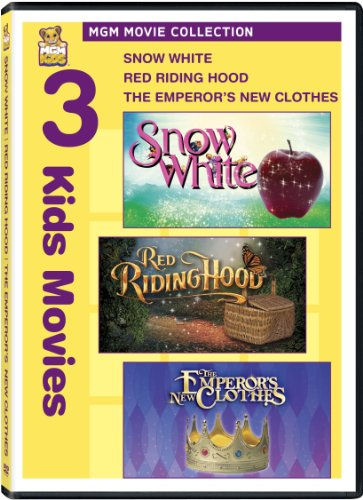 Snow White / Red Riding Hood / The Emperor's New Clothes