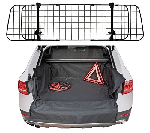 Mr E Saver/© Headrest Mesh Pet Dog Guard /& Heavy Duty Boot Liner Mat Protector MREBL+HMSH217