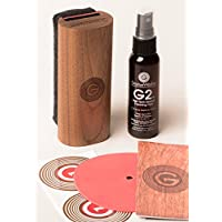 GrooveWasher Record Cleaning Kit-Walnut