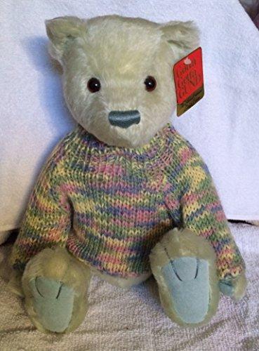(Gund Mohair Collection Ltd. Ed. Caroline Teddy Bear)