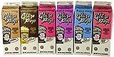 Glaze Pop Popcorn Flavoring Variety Pack - Six Flavors