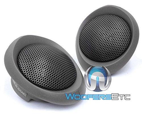 Morel MT-220 1.8'' Acuflex Soft-Dome Tweeters