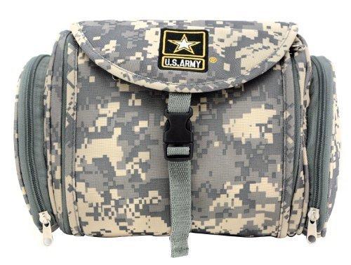 US Army Digital Camo Toiletry Travel Bag