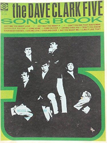 The Dave Clark Five Song Book No. 217