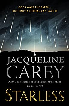Starless by Jacqueline Carey epic fantasy book reviews