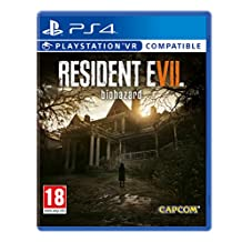 PS4 Resident Evil VII 7 Biohazard PSVR Compatible PREOWNED - NO BOX