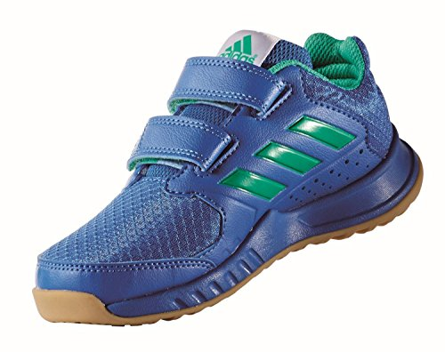 adidas Fort agym CF K Junior blue/core green/gum
