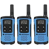 Motorola Weatherproof 16 mile Range Two Way Radio (3-Pack)