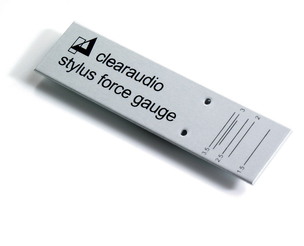Clearaudio - Smart Stylus - Tracking Force Gauge by Clearaudio