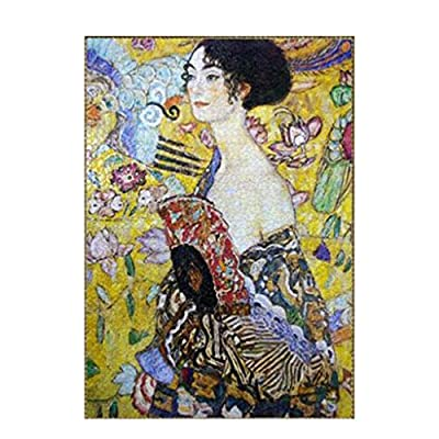 Deengun 2000 Pcs/Pack Famous Painting Puzzle Assemble Jigsaw Toys for Adults Home Decoration: Arts, Crafts & Sewing