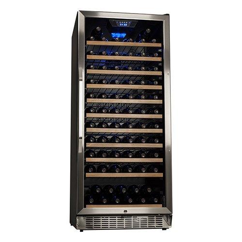 Edgestar Cwr1211sz 121 Bottle Single Zone Built In Wine