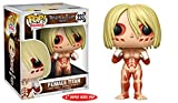 Funko POP Anime Attack on Titan Female Titan 6