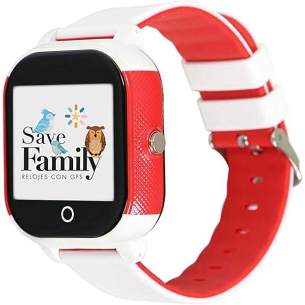 Turnmeon niños SmartWatch GPS, reloj inteligente, SIM llamadas ...
