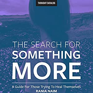 The Search for Something More Audiobook