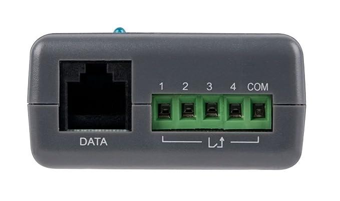 Amazon.com: CyberPower envirosensor Sensor de Enviromental ...