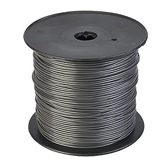 Silverline 245098 - Hilo de nylon para desbrozadora (2,4 mm x 262 m)