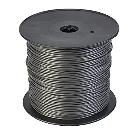 Silverline 245098 - Hilo de nylon para desbrozadora (2,4 mm x 262 ...