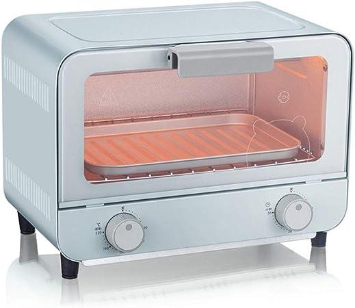 Mini horno eléctrico, máquina multifuncional para hacer pan ...