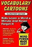 img - for Vocabulary Cartoons: Word Power Made Easy   [VOCABULARY CARTOONS] [Paperback] book / textbook / text book