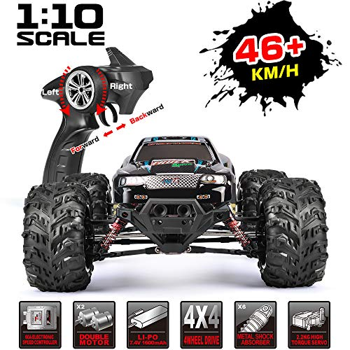 RC Car Remote Control Car Large Scale 1:10 46km/h RTR, used for sale  Delivered anywhere in USA