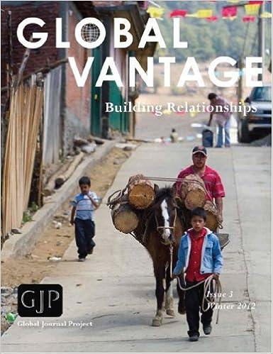 Lesen Sie Bücher kostenlos online, ohne sie herunterzuladen Global Vantage: Issue 3; Winter 2012 FB2
