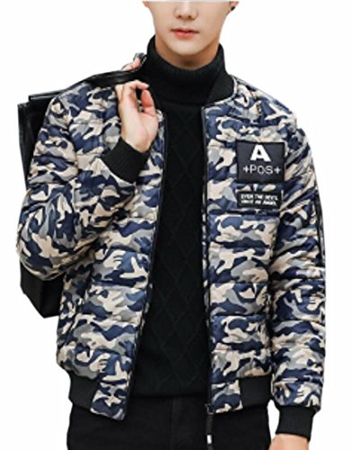 Camouflage UK today Down Warm Printed 1 Puffer Coat Jacket Winter Padded Mens qEnSCwndH