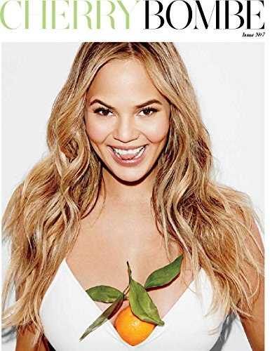 Cherry Bombe Magazine Issue #7 (2016) Chrissy Teigen Cover