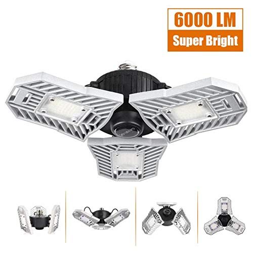 3 Bulb Flood Light Fixture