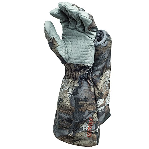 SITKA Gear Callers Glove (Left) Optifade Timber X Large by SITKA (Image #2)