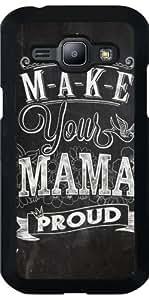Funda para Samsung Galaxy J1 - Hacer Que Su Mamá Orgullosa by Pijaczaj