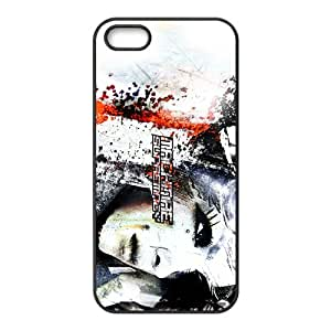 machinae supremacy logos bands Redeemer Madagascar Phone case for iPhone 5s