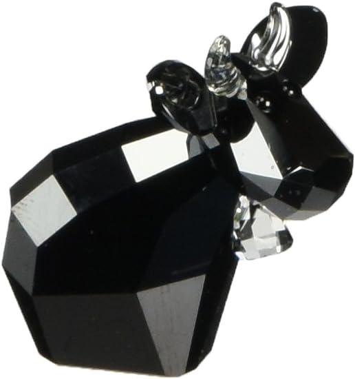 SWAROVSKI Mini Mo Figurine, Shiny Black