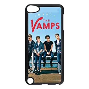The Vamps iPod Touch 5 Case Black Exquisite gift (SA_483943)