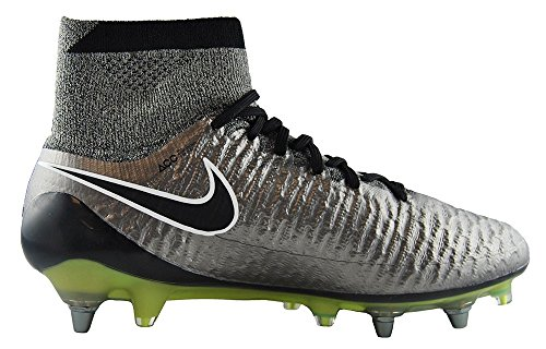 de Or Pewter d'Entraînement noir Nike Obra Chaussures Football blanc 42 Mtlc SG Black Homme Noir Pro EU Magista YYBwq4F