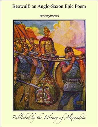 an analysis of the anglo saxon epic beowulf In the epic anglo-saxon poem beowulf, written by an anonymous author,  character analysis essays, beowulf: character analysis term papers, beowulf: character.