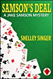 Front cover for the book Samson's Deal by Shelley Singer