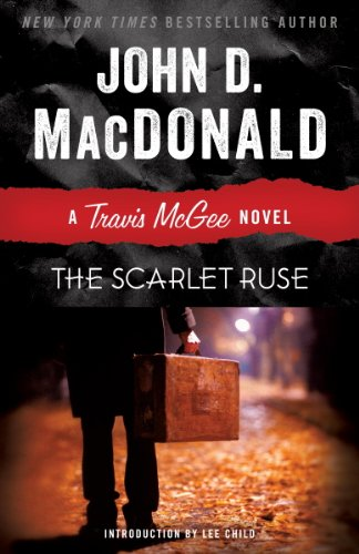 The Scarlet Ruse: A Travis McGee Novel cover